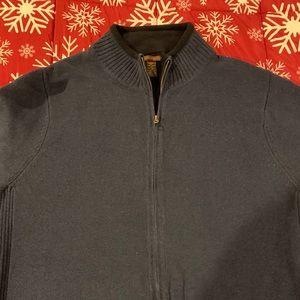 Dockers zip up sweater xxl